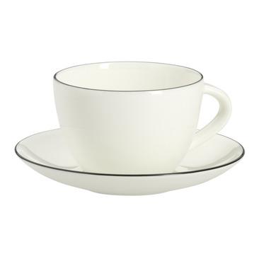 tazza per caffè LIGNE NOIRE