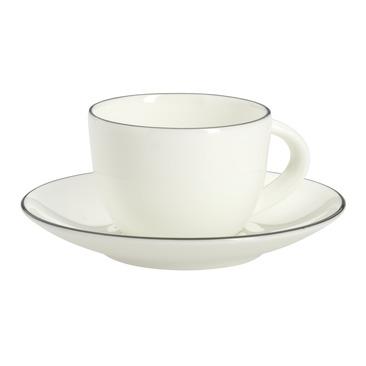tazza da espresso LIGNE NOIRE