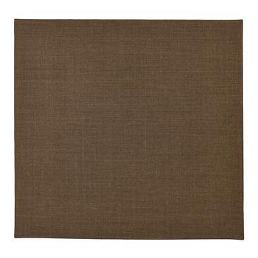 tappeto con bordatura NATURA