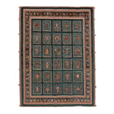 tapis d'Orient classiques Beloutch Sumakh
