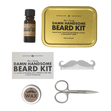 kit per la cura d. barba GENTLEMAN'S