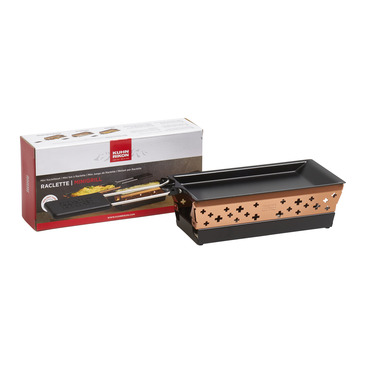 set per raclette CANDLE LIGHT