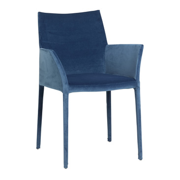 chaise à accoudoirs MISS KAYLA