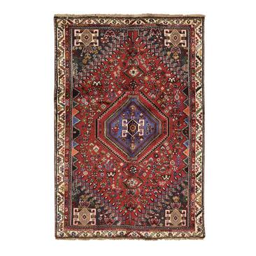 tappeti orientali classici Schiraz Ghasghai