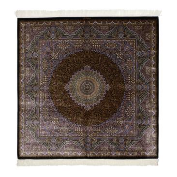 tapis d'Orient classiques Ghom Seide