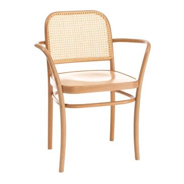 sedia con braccioli CAROLINA