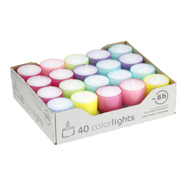 Teelicht COLORLIGHTS