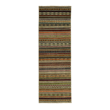 tappeti orientali classici Afghan Funky Line