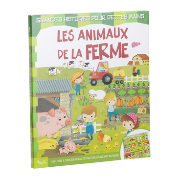 libro per bambini LIVRE
