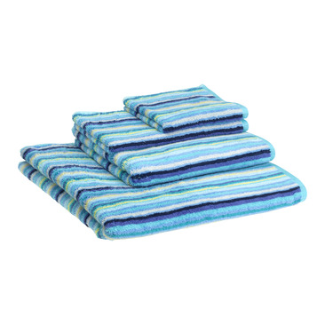 asciugamano ospite PAINT-STRIPES