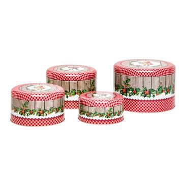 boîte à gâteaux Little Christmas