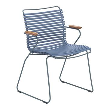 sedia da giardino CLICK