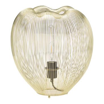 lampe de table GOLDEN CAGE