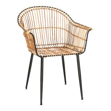 chaise à accoudoirs CEBU