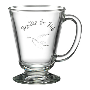 verre à thé Périgord