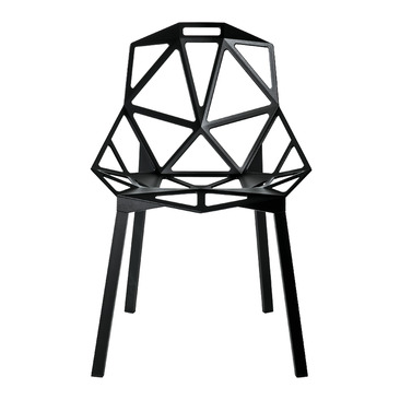 sedia con braccioli CHAIR ONE