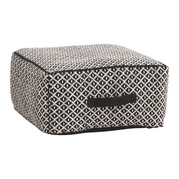 pouf decorativo enio
