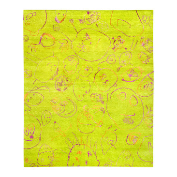 tappeti di design nepalesi/tibetani Tib. Nepal Love Stories