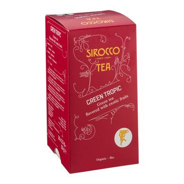 tè GREEN TROPIC