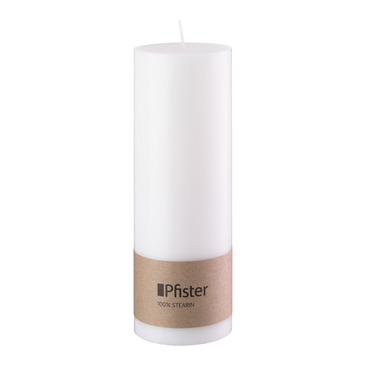 bougie cylindrique ECO-CANDLE