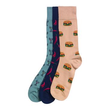 Socken DrinksAndSnacks
