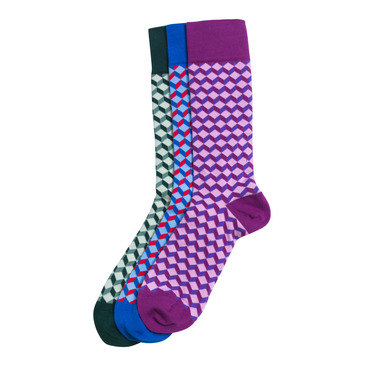 Socken Dice-O-Meter