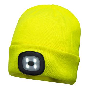 Kinder-Mütze BEANIE LED