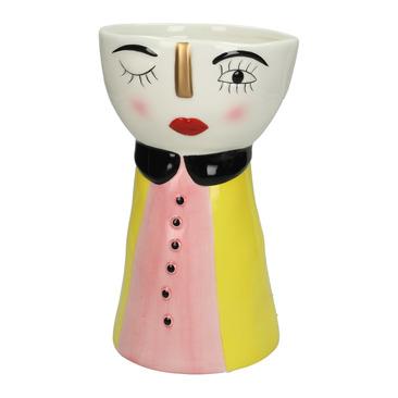 vaso decorativo FACE