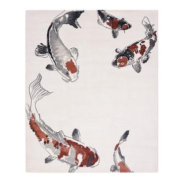 tappeti di design nepalesi/tibetani Tib. Nepal Rug Star