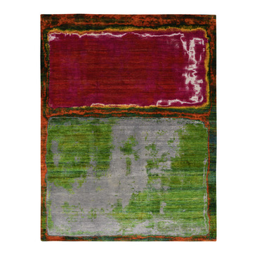 tappeti di design nepalesi/tibetani Walking Fields