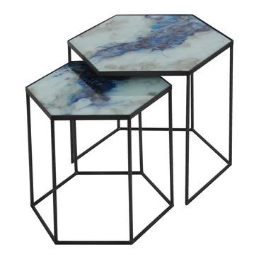 tavolino di complemento Hexagon