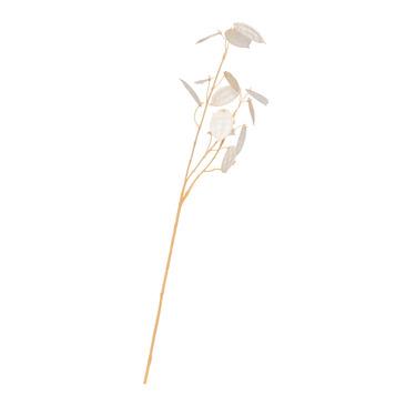 Kunstblume WHITE LEAVES