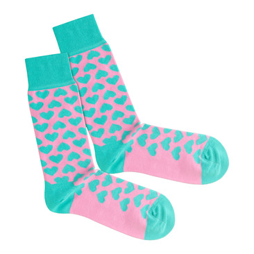 Socken Crazy in Love
