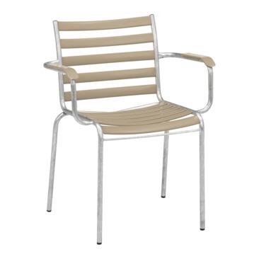 sedia da giardino BAETTIG 14A