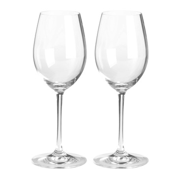 set di bicchiere da vino bianco VINUM
