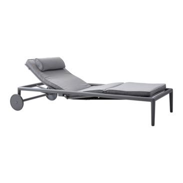 chaise longue de jardin CONIC