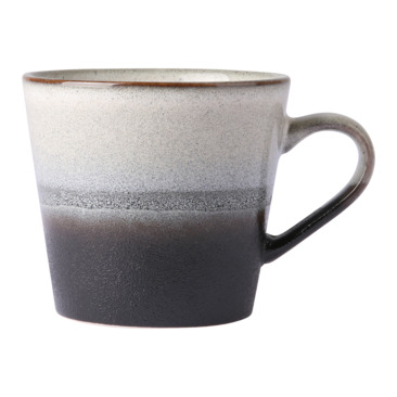 Cappuccino Tasse 70'S