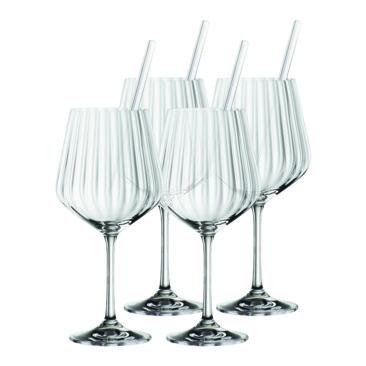 set bicchieri TASTES GOOD-3775