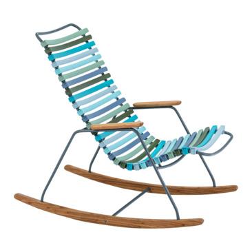 fauteuil à bascule de jardin CLICK KIDS