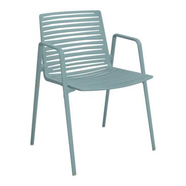 sedia da giardino ZEBRA