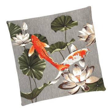 coussin décoratif KOI