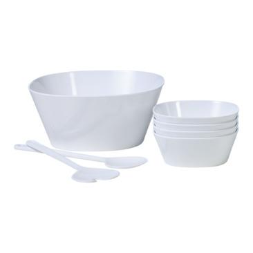 Salatschüssel-Set CONIX