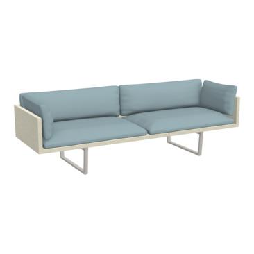 divano da giardino ORIZON