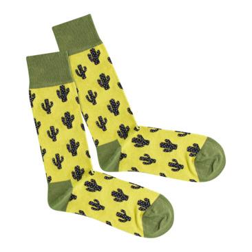 Socken GARDEN CACTUS