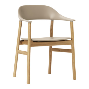 sedia con braccioli 3539_HERIT