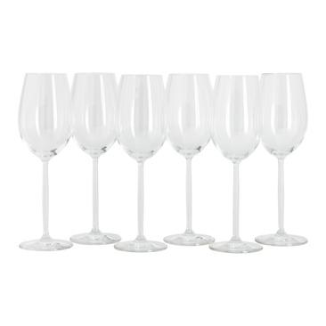 set de verre à vin blanc Diva