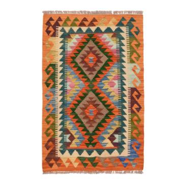 kilim/tissu plat Afghan Kelim