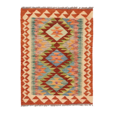 kelim/tessuto liscio Afghan Kelim