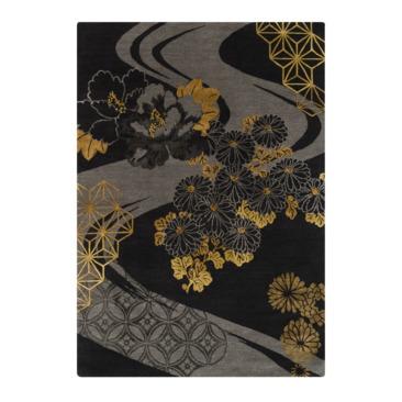 tappeti di design nepalesi/tibetani Tib. Nepal Century Cl.