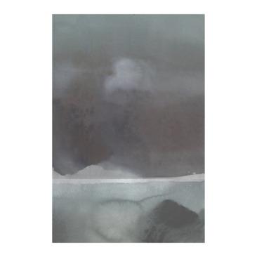 Tuft-/Webteppich HORIZON FOG